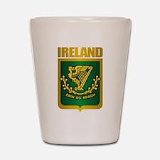 """""""Irish Gold"""" Shot Glass"""