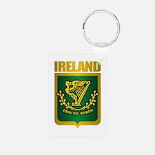 """Irish Gold"" Keychains"