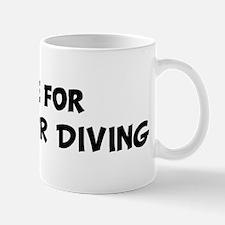 Live For DUMPSTER DIVING Mug
