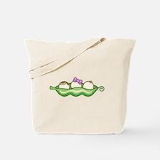 Logo Dark Tote Bag