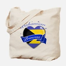 Bahamian Princess Tote Bag