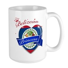 Belizean Princess Mug