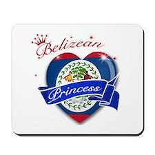 Belizean Princess Mousepad