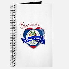 Belizean Princess Journal
