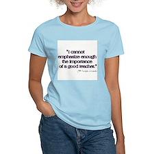 GRANDIN teacher T-Shirt
