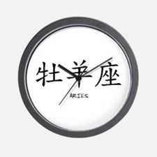 Aires Wall Clock