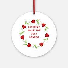 hunters Ornament (Round)