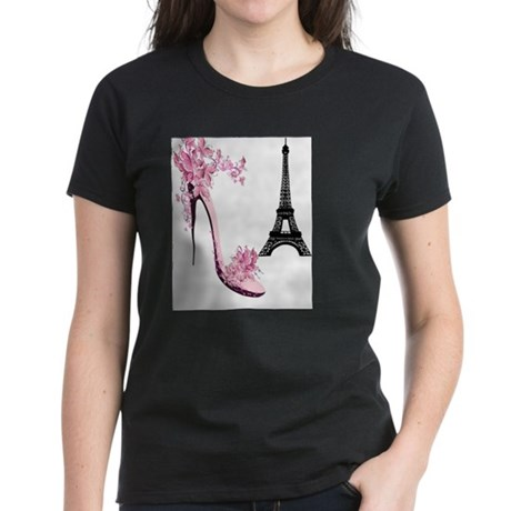 So French So Chic Women's Dark T-Shirt