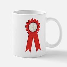 Volleyball Gift Award Ribbon Mug