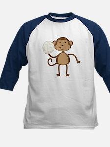 Volleyball Monkey Tee