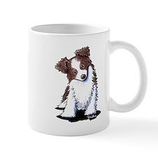 Red Australian Shepherd Mug