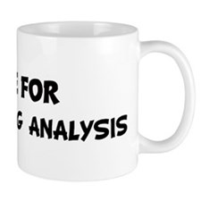 Live For HANDWRITING ANALYSIS Mug