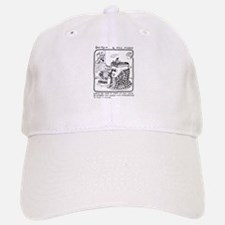 Too Embarrassed Baseball Baseball Cap