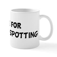 Live For AIRCRAFT SPOTTING Mug
