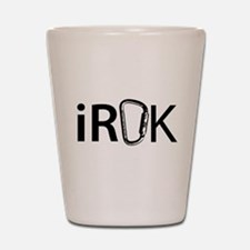 iRok Shot Glass