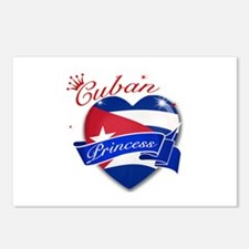 Cuban Princess Postcards (Package of 8)