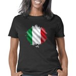 14 YR OLD DIVA STAR Organic Women's Fitted T-Shirt