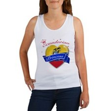 Ecuadorian Princess Women's Tank Top