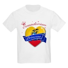 Ecuadorian Princess T-Shirt