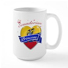 Ecuadorian Princess Mug