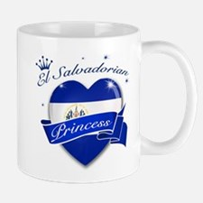 El Salvadorian Princess Mug