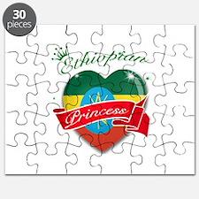 Ethiopian Princess Puzzle