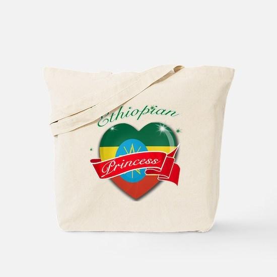 Ethiopian Princess Tote Bag