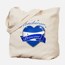 Honduran Princess Tote Bag