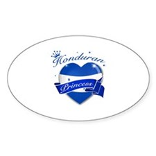 Honduran Princess Decal