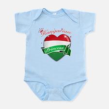 Hungarian Princess Infant Bodysuit