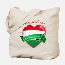 Hungarian Princess Tote Bag