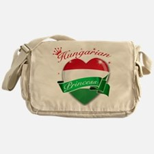 Hungarian Princess Messenger Bag