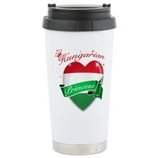 Hungarian Princess Travel Mug