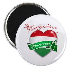 """Hungarian Princess 2.25"""" Magnet (10 pack)"""