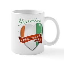 Ivorian Princess Mug