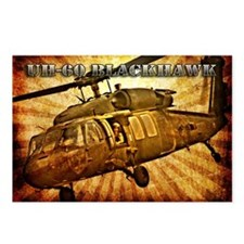 UH-60 Blackhawk Postcards (Package of 8)