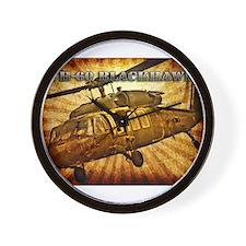 UH-60 Blackhawk Wall Clock