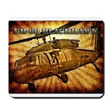 UH-60 Blackhawk Mousepad