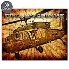 UH-60 Blackhawk Puzzle