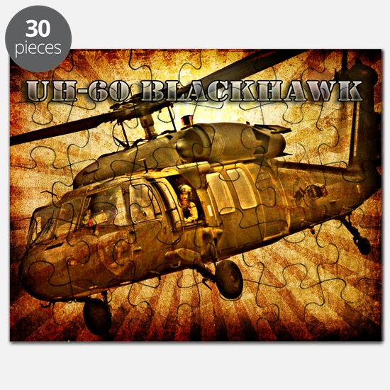 UH-60 Blackhawk Puzzle