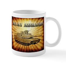 M1A1 Abrams Small Mug