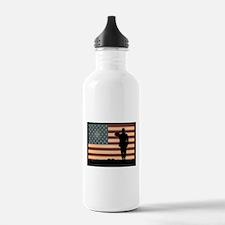 Rocky Salute Water Bottle