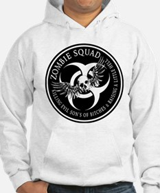 Zombie Squad Ring Patch Revis Hoodie