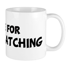 Live For CLOUD WATCHING Mug