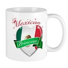 Mexican Princess Mug