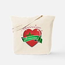 Moroccan Princess Tote Bag