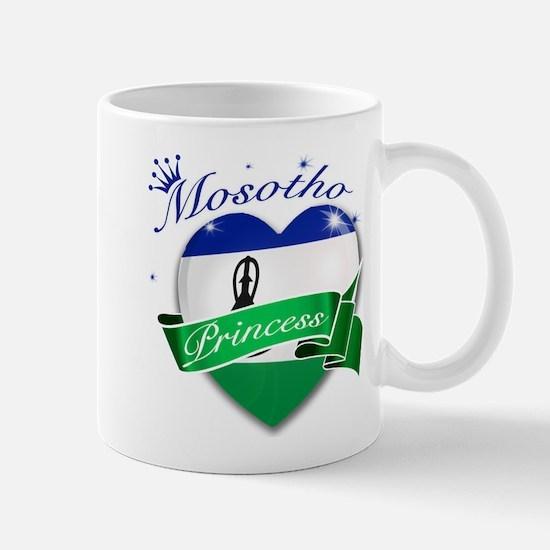 Mosotho Princess Mug