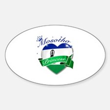 Mosotho Princess Decal