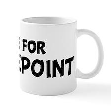 Live For NEEDLEPOINT Mug