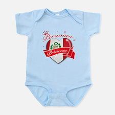 Peruvian Princess Infant Bodysuit